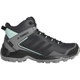adidas TERREX Eastrail GTX Middelhoge Schoenen Dames, grey four/core black/clear mint